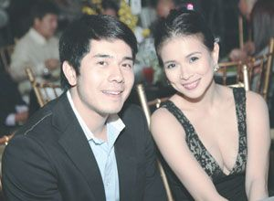 Paulo Avelino and LJ Reyes