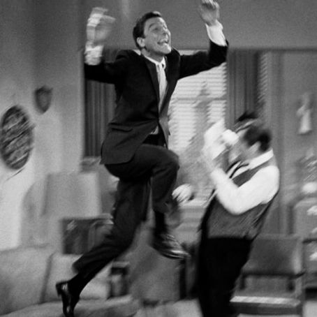 Morey Amsterdam - Jumping Into It