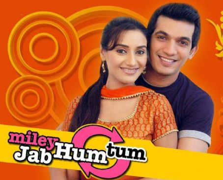 Arjun Bijlani Miley Jab Hum Tum couple Wallpapers