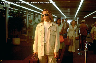 George Jung Johnny Depp as  in New Line's Blow - 2001
