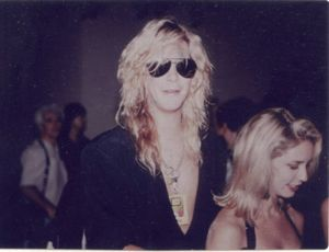 Duff McKagan and Amanda Mandy Brixx