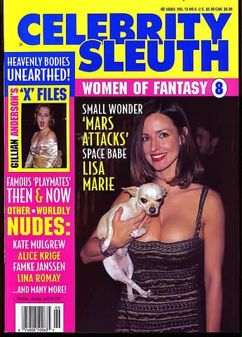 Celebrity Sleuth Magazine [United States] (June 1997)