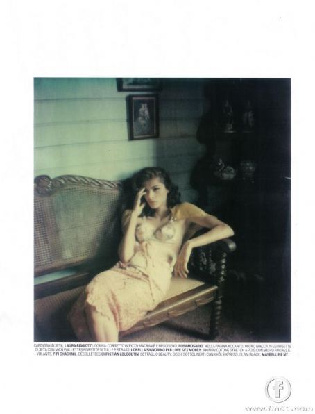 Elisa Sednaoui  - gallery