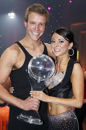 Dancing with the Stars Luda Kroitor and Luke Jacobz