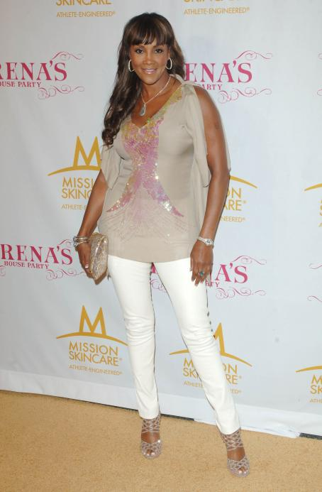 Vivica A. Fox - Vivica Fox - Serena William's Pre-Espys Party On July 12, 2010 In Los Angeles, California