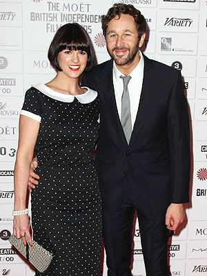 Chris O'Dowd Marries Dawn Porter