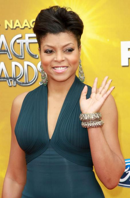Taraji P. Henson - 41 NAACP Image Awards, 26 February 2010
