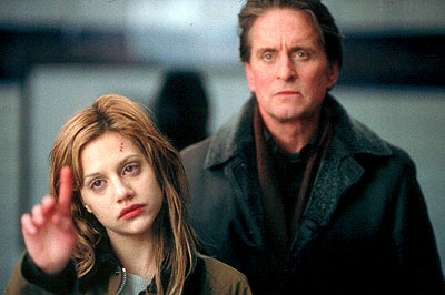 Don't Say a Word Brittany Murphy and Michael Douglas in 20th Century Fox's Don't Say A Word - 2001