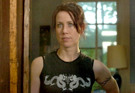 Miriam Shor  star as Stephanie in Mary Stuart Masterson drama 'The Cake Eaters.'