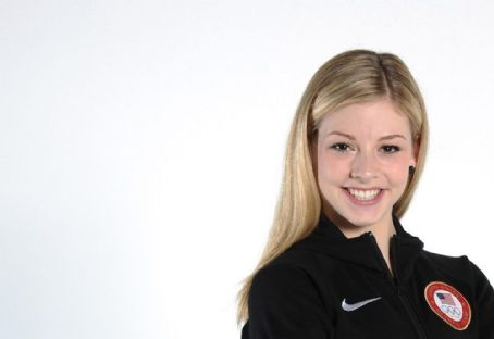Gracie Gold  Olympic 2014 Media Summit Photoshoot