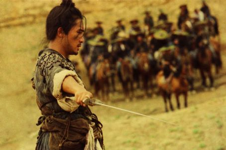 "Tony Leung Chiu Wai as ""Blind Swordsman"" Photo by Lau Wai Keung and Chan Yuen Kai © 1994, 2008 Block 2 Pictures Inc., Courtesy of Sony Pictures Classics. All Rights Reserved."