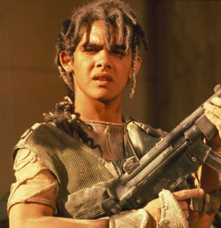 Stargate Alexis Cruz ('Skaara') stars in Lionsgate Home Entertainment's : 15th Anniversary Edition Blu-Ray.