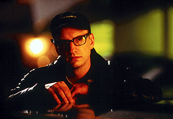 Steven Soderbergh, director of The Limey - 10/99