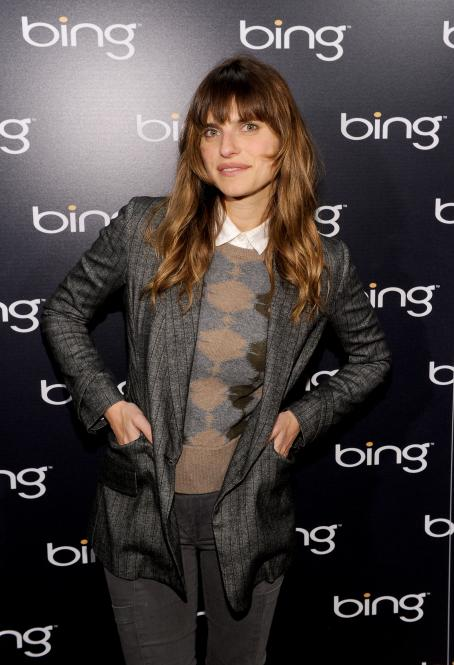 Lake Bell - Soft Opening of The Bing Bar at the Sundance Film Festival (January 20 2011)