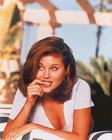 Tiffani Thiessen as Valerie Malone in Beverly Hills,90210 (1994)