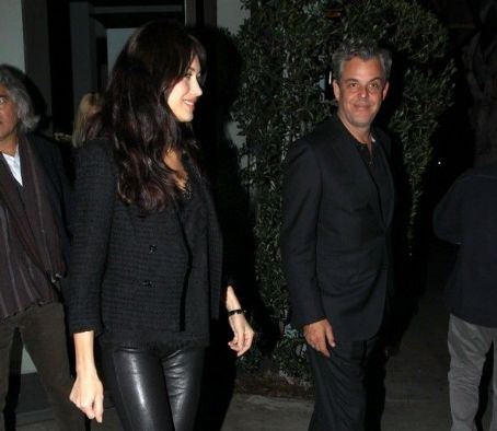 Danny Huston Takes Olga Kurylenko On A Date To Osteria Mozza