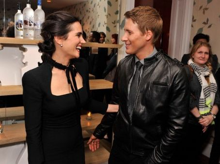 Dustin Lance Black Jennifer Connelly and