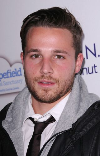 Who is Shawn Pyfrom dating? Shawn Pyfrom girlfriend, wife
