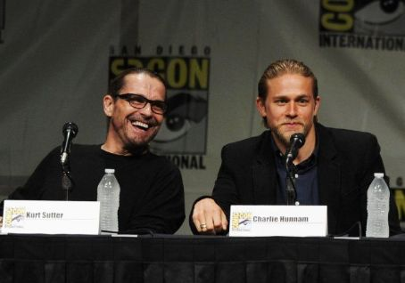 Kurt Sutter Photos from Comic-Con 2012: Day 4