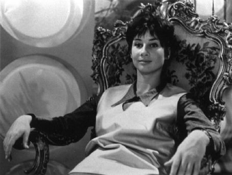 Carole Ann Ford Doctor Who--- As Susan Foreman