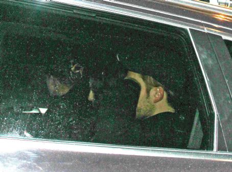 Robert Pattinson - Soho London private club Quo Vadios May 14, 2012