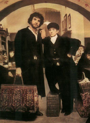 Mandy Patinkin  and Barbra Streisand in Yentl (1983)