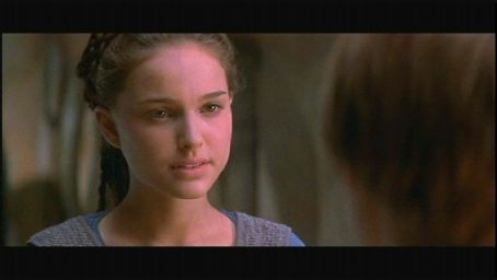 Padmé Amidala Natalie Portman plays Queen Amidala/Padme in Twentieth Century Fox's action movie Star Wars Episode I: The Phantom Menace - 1999