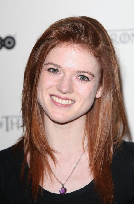 Rose Leslie Game of Thrones - DVD premiere