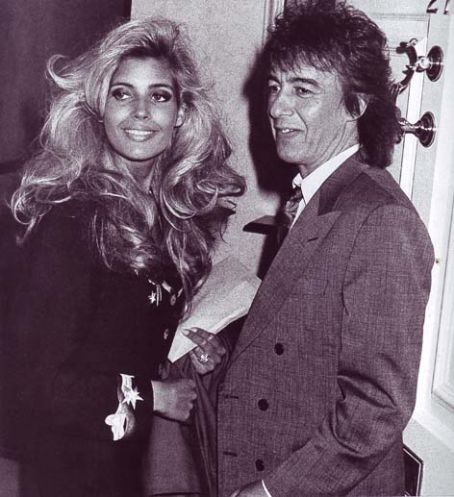 Bill Wyman and Mandy Smith Bill Wyman And Mandy Smith
