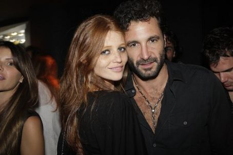Cintia Dicker and Ricardo Mansur