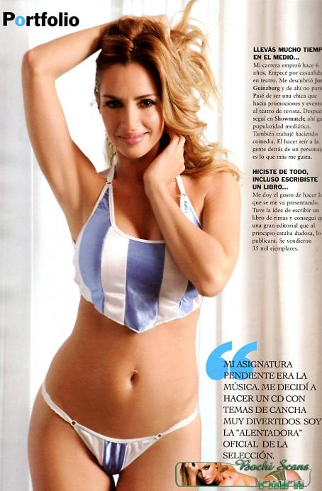 Belen Francese  - Tendencia Magazine May 2010