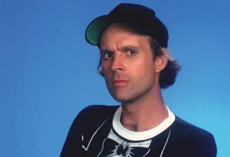The A-Team Dwight Schultz in  (1983)