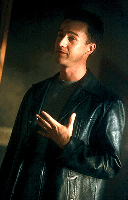 Edward Norton as Jackie Teller in Paramount's The Score - 2001