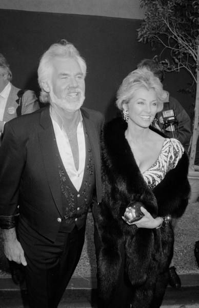 Marianne Gordon Kenny Rogers and