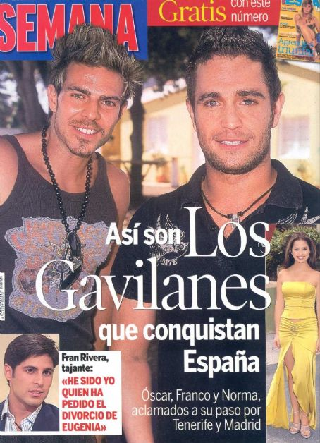 Michel Brown - Semana Magazine [Spain] (25 August 2005)