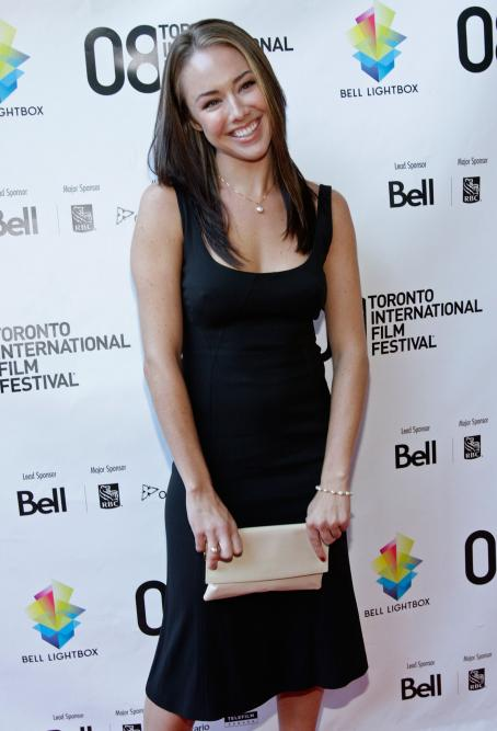 Lindsey McKeon  - 'What Doesn't Kill You' Film Premiere Held At The Ryerson Theatre During The 2008 Toronto International Film Festival On September 10, 2008 In Toronto, Canada