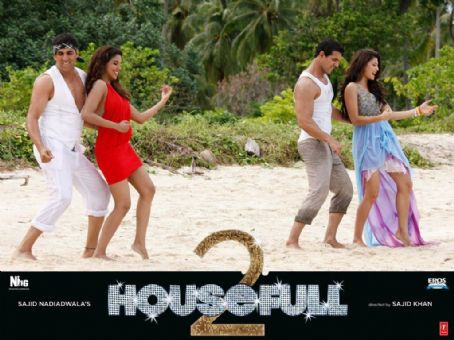 John Abraham - House Full 2 New Wallpapers 2012