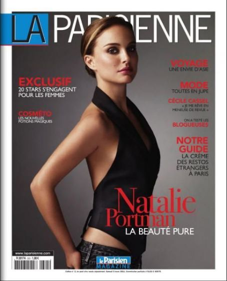 Natalie Portman - La Parisienne Magazine Cover [France] (March 2011)