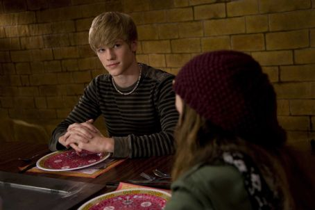 The Spy Next Door Lucas Till stars as 'Larry' in THE SPY NEXT DOOR. Photo credit: Colleen Hayes