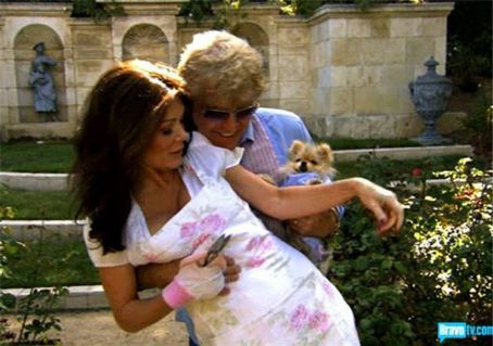 Lisa Vanderpump and Kenneth Todd