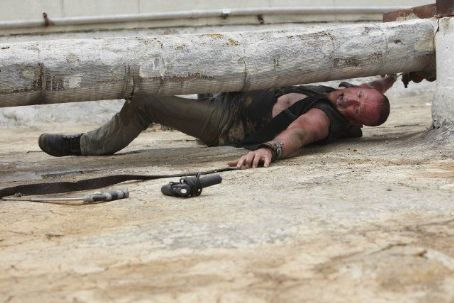 Michael Rooker The Walking Dead (2010)