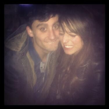 Jessica Lynn  and Kyle Pavone
