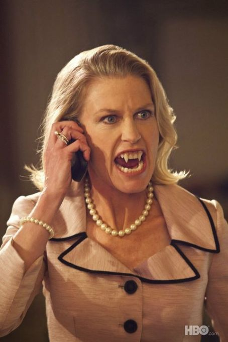 Jessica Tuck  as Nan Flanagan in True Blood (Fourth Season) (2011)