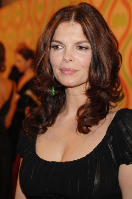 Jeanne Tripplehorn - HBO's Post Golden Globes Party 1/15/07