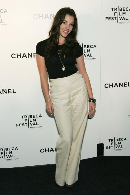 Olivia Thirlby - 9 Annual Tribeca Film Festival - Chanel Dinner At Odeon On April 28, 2010 In New York, New York