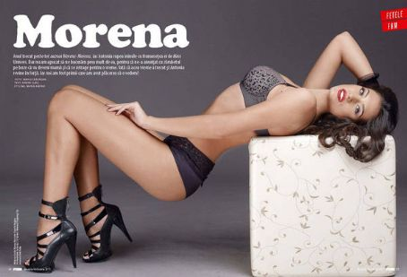 Antonia Iacobescu  FHM Romania January 2011