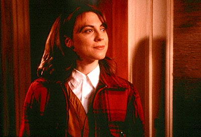 State and Main Rebecca Pidgeon as Ann Black in Fine Line's  - 2000