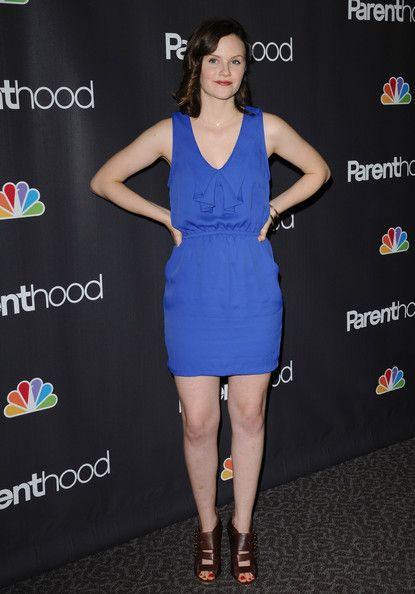 Sarah Ramos Premiere Of NBC Universal's
