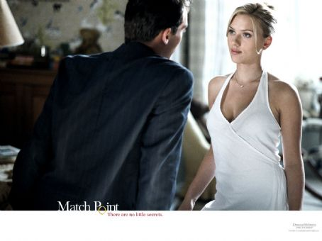 Jonathan Rhys Meyers and Scarlett Johansson - Match Point wallpaper - 2005