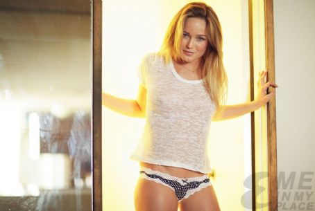 Caity Lotz  - Me in My Place Photoshoot for Esquire Magazine